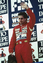 Courtesy photo Ayrton Senna, the Formula 1 racing legend profiled in the documentary