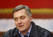 Tribune File Photo Congressman Jim Matheson, D-Utah, said his options remain open for seeking re-election to the U.S. House, running for the U.S. Senate or Utah governor.
