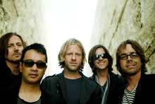Switchfoot performs Saturday at the Big Ass Show. Courtesy image