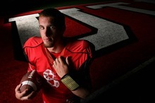 Leah Hogsten | The Salt Lake Tribune The University of Utah's new quarterback Jon Hays makes his first start Saturday against No. 22 Arizona State.