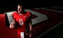 Leah Hogsten | The Salt Lake Tribune University of Utah's new quarterback Jon Hays makes his first start Saturday against No. 22 Arizona State.
