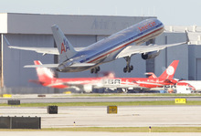 Wilfredo Lee  |  The Associated Press American parent AMR Corp. was the only major U.S. airline to lose money last year and is expected to keep posting losses through next year.