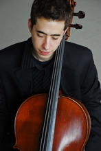 Matthew Zalkind is a Utah native who will play the cello in a Westminster Concert with his mother and former teacher. Courtesy photo