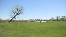 Tom Wharton  |  The Salt Lake Tribune  Green River State Park golf course is scenic but doesn't get a lot of play, making it ripe for possible closure due to state park budget cuts.