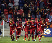 Steve Griffin  |  Tribune file photo   XanGo is among the Utah multilevel marketing companies whose influence is visibly growing in the community through things such as sponsorship of Real Salt Lake.