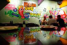 Trent Nelson  |  The Salt Lake TribuneThe restaurant Sushi Groove.