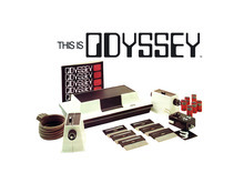Courtesy photo The Magnavox Odyssey, the very first home video game console.