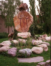 Gilgal Gardens in Salt Lake City. Griffin/photo