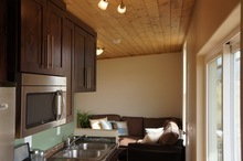 398-square-foot home built by Zip Kit Homes of Mount Pleasant. Credit Chris Juassi