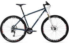 Spot, the maker of this Rocker 29-inch hard tail bike, is an up and coming manufacturer out of Colorado. Source: Spot bicycles