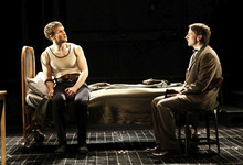 Courtesy photo Claybourne Elder, left, plays Ollie Olsen in Moisés Kaufman's stage adaptation of Tennesee Williams' story