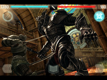 'Infinity Blade 2' screencapture Courtesy photo