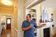 Trent Nelson  |  The Salt Lake Tribune Blair Bangerter, builder of the