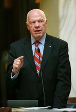 File Photo | The Salt Lake Tribune Sen. Howard Stephenson, R-Draper, is the Legislature's most conservative lawmaker, according to special-interest group rankings.