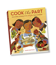 Courtesy photo Utah artist Tracy O'Very Covey created illustrations for the new cookbook titled Cook the Part.