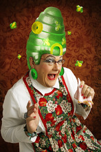Photo illustration by Francisco Kjolseth  |  The Salt Lake Tribune If Utah is the hive of Jell-O love, then Sister Dottie Dixon is our queen bee.