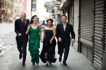 New York Voices will perform Monday, Nov. 21. Courtesy photo