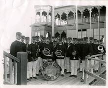 Tribune file photo  Brigham City Military Band, 1892.