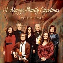 Ricky Skaggs' new Christmas album.