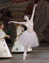 Courtesy photo Utah native Megan Fairchild dances with the New York City Ballet.