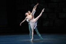 Robert Fairchild, of Sandy, is a principal dancer with the New York City Ballet. He will perform the male lead in