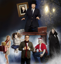 Courtesy Salty Dinner Theater The Salty Dinner Theater's production of
