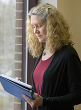 Paul Fraughton   The Salt Lake Tribune Susan Sample is a Utah poet who has worked with people struggling with life-altering or even terminal illnesses.