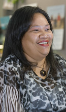 Paul Fraughton   The Salt Lake Tribune Lina Lakai has adopted new health practices that have helped her lose weight with help from the National Tongan American Society in Utah.