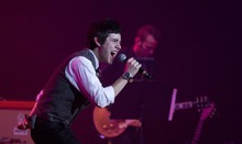 Jim Urquhart | Special to the Salt Lake Tribune  David Archuleta headlines Abravanel Hall for a Christmas show on his