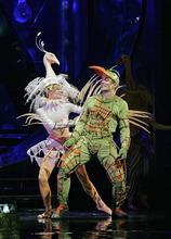 Courtesy Metropolitan Opera A scene from the Metropolitan Opera's production of Mozart's
