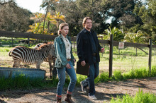 Courtesy photo Scarlett Johansson, left, and Matt Damon is shown in a scene from