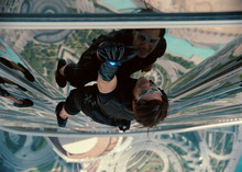 Courtesy photo Tom Cruise reprises his role as Ethan Hunt in