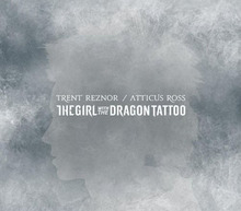 Cover of 'The Girl With the Dragon Tattoo' soundtrack. Courtesy image