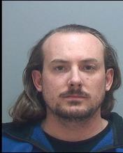 Troy Critchfield. Photo courtesy Salt Lake County jail