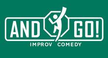 Logo for And Go! Improv Comedy Courtesy image