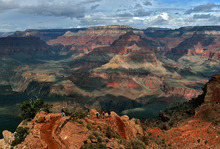 (AP Photo/Rick Hossman, File) The order covers 356,000 acres of the Kaibab National Forest and 627,000 acres under the Bureau of Land Management around Grand Canyon national park, plus some other lands to which the federal government holds only subsurface mineral rights.