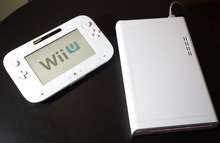 Julie Jacobson  |  The Associated Press The new WiiU console is seen at the International Consumer Electronics Show.