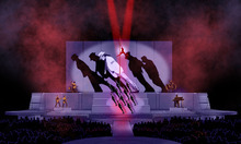 |  photo courtesy Cirque Du Soleil A storyboard image from Cirque du Soleil's