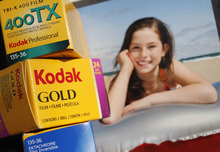(AP Photo/Mark Lennihan) Kodak's cash and equivalents fell to $862 million at the end of its third quarter from $1.4 billion a year earlier. The company is scheduled to report fourth-quarter results Jan. 26.