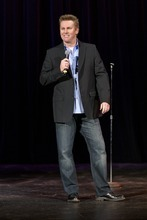 Brian Regan performs in Tarrytown, N.Y.