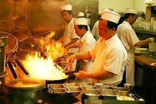 The kitchen staff at The Mandarin are planning several special dishes for the restaurant's two-week Chinese New Year celebration. Courtesy photo