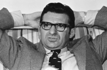 Joe Paterno, head football coach for Penn State, talks with sports writers at a press conference in Dallas on Dec. 13, 1971. Paterno was here to look over the facilities for the January 1 Cotton Bowl game in which his team meets the Longhorns of the University of Texas. (AP Photo/Ferd Kaufman)