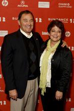 Trent Nelson  |  The Salt Lake Tribune Utah Gov. Gary Herbert and first lady Jeanette Herbert at the premiere of the film