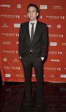 Trent Nelson  |  The Salt Lake Tribune Director Jake Schreier at the premiere of his film