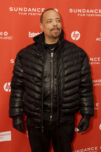 Trent Nelson  |  The Salt Lake Tribune Ice-T at the premiere of his film