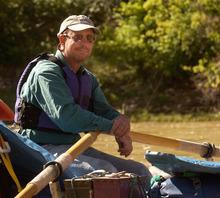 Tribune file photo Long-time river guide John Weisheit, of Moab.