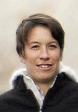 Francisco Kjolseth  |  The Salt Lake Tribune Jamie Pleune, a sixth-generation Utahn, lives in Salt Lake City.  She recently completed a 350-mile