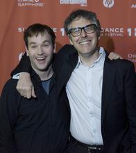 Paul Fraughton | The Salt Lake Tribune Mike Birbiglia and Ira Glass at the Sundance  screening of the film