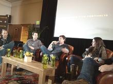 Wednesday's Filmmaker Lodge forum