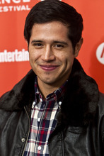 Chris Detrick  |  The Salt Lake Tribune Jorge Diaz poses for pictures before the premiere of